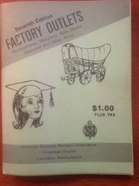 image of Factory Outlets Directory Mid-Atlantic United States Seventh Edition, 1980