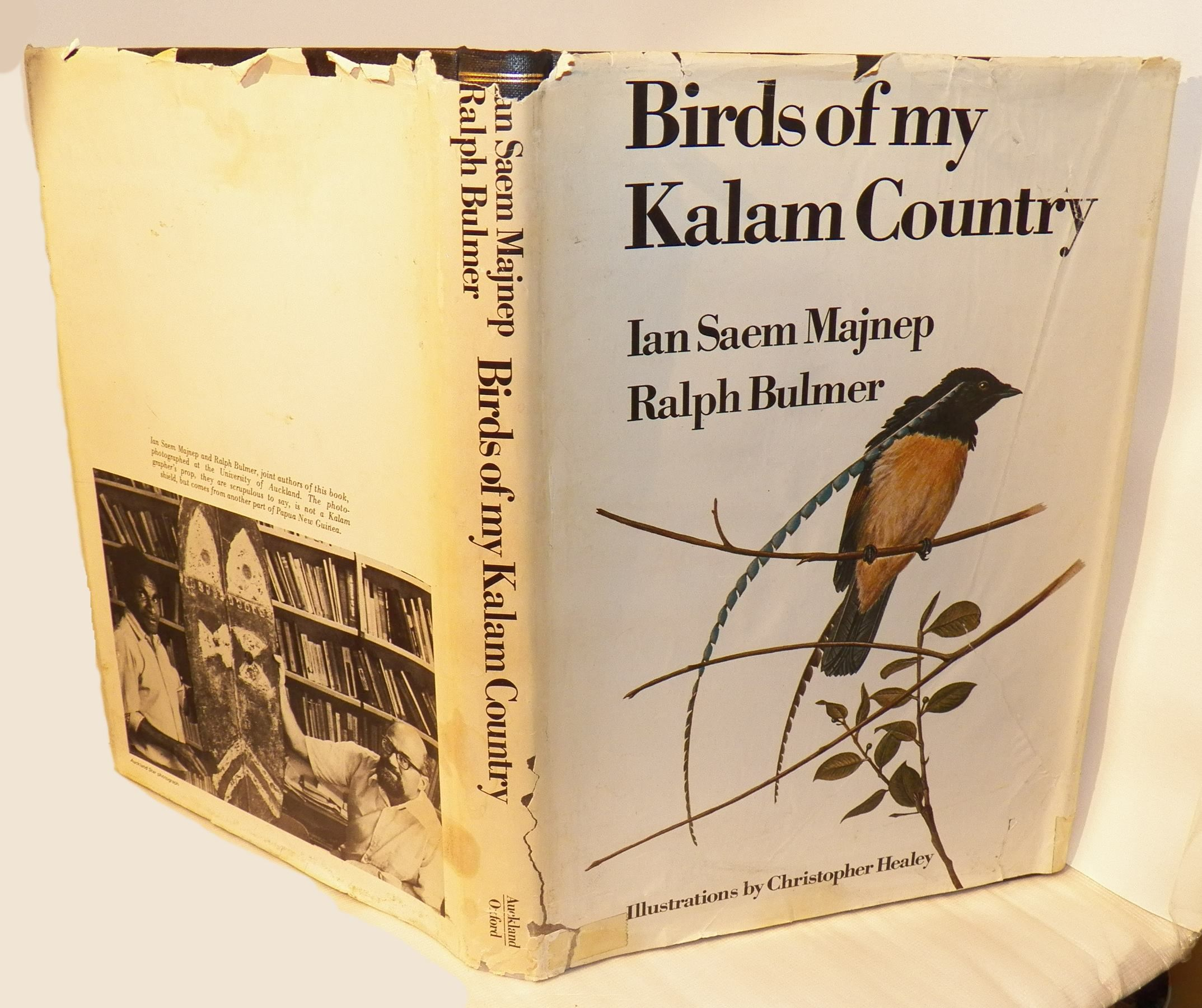 Birds Of My Kalam Country Mnmon Yad Kalam Yakt By Majnep Ian Saem Ralph Bulmer First Edition  From Fortuna Books And Biblio Com