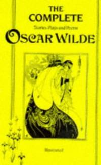 image of The Complete Oscar Wilde