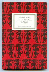 Aus dem Wörterbuch des Teufels. . by  Ambrose Bierce - from Antiquariat Woelfel (SKU: 13776)