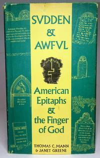 image of Sudden_Awful: American Epitaphs and the Finger of God