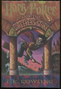 Harry Potter and the Sorcerer's Stone by  J. K Rowling - First printing - 1998 - from Evening Star Books and Biblio.com