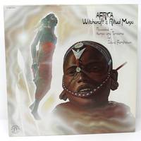 Africa Witchcraft & Ritual Music: Recorded in Kenya and Tanzania by David Fanshawe (LP Record)