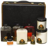 [Velvetina Company Beauty Aids Sample Kit]