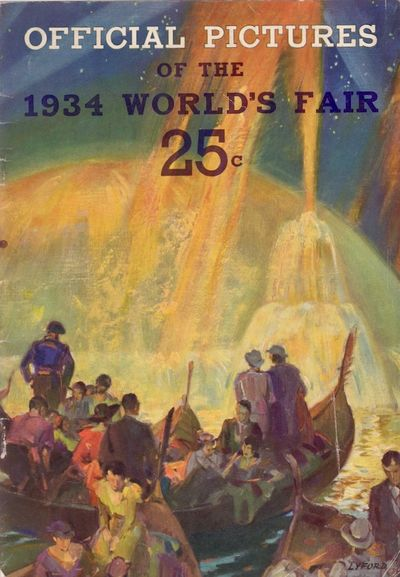 Chicago: Kaufmann & Fabry Co. Printed by Neely Printing Company, 1934. First Edition. Wraps. Fair. C...