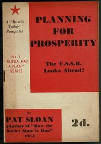 image of Planning for Prosperity: The U.S.S.R. Looks Ahead!