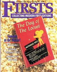 """image of Collecting Narhanel west: As Featured in """"Firsts Magazine"""" July, 1994"""