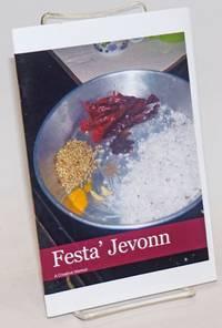 image of Festa' Jevonn: a creative memoir