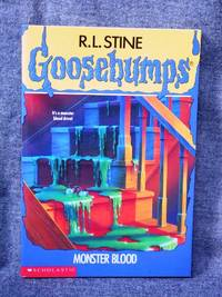 image of Goosebumps #3 Monster Blood