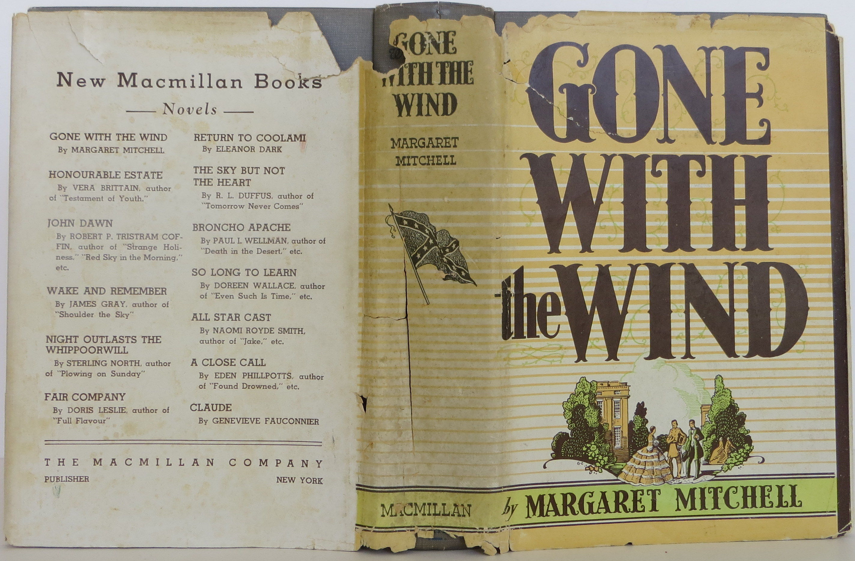 a reflection of the novel gone with the wind by margaret mitchell Gone with the wind [margaret mitchell] on amazoncom free shipping on qualifying offers set against the dramatic backdrop of the american civil war, margaret mitchell's epic love story is an unforgettable tale of love and loss.