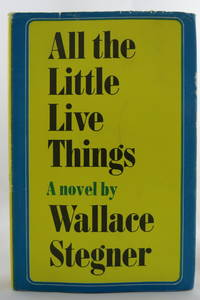 ALL THE LITTLE LIVE THINGS  (DJ Protected by a Brand New, Clear, Acid-Free  Mylar Cover. )