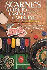 image of Scarne's Guide To Casino Gambling
