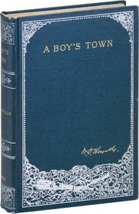 """A Boy's Town, Described for """"Harper's Young People"""""""