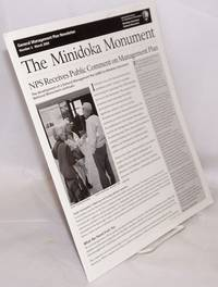 image of General management plan newsletter: number 2, March 2003: The Minidoka Monument