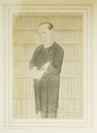 """Dean Inge finding, as ever, sustenance in Plotinus"": full-length caricature of the Dean of St. Pauls"