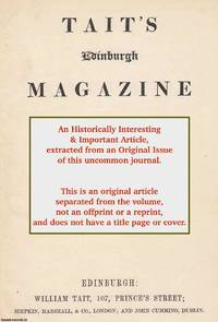 R. H. Dana's Two Years Before The Mast. An original article from Tait's Edinburgh...