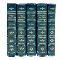 image of Sense and Sensibility, Pride and Prejudice, Mansfield Park, Emma, Northanger Abbey & Persuasion. Illustrations by Hugh Thomson. With an Introduction by Austin Dobson.