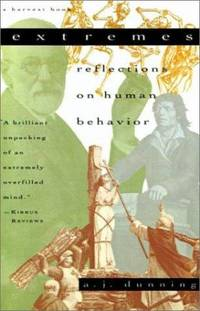 Extremes : Reflections on Human Behavior