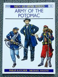 image of ARMY OF THE POTOMAC.  OSPREY MILITARY MEN-AT-ARMS SERIES 38.
