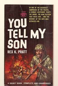 image of YOU TELL MY SON