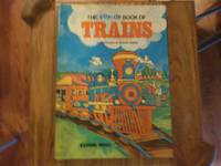 The Pop-Up Book of Trains, Random House Pop-Up #31
