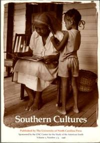 Southern Cultures. Volume 2, Numer 3-4, 1996