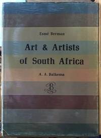 image of Art and Artists of South Africa: an Illustrated Biographical Dictionary and Historical Survey of Painters & Graphic Artists since 1875