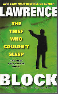 image of THE THIEF WHO COULDN'T SLEEP; The First Evan Tanner Novel