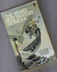 The Year's Best Fantasy Stories: II (eleven) - Draco Draco, The Harvest Child, A Cabin on the Coast, The Storm, Taking Heart, Strange Shadows, My Rose and My Glove, Golden Apples of the Sun, The Foxwife, Unmistakably the Finest, Stoneskin, ++
