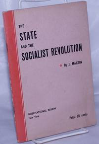 image of The state and the socialist revolution. Translated by Interger [pseud. of Herman Jersom]