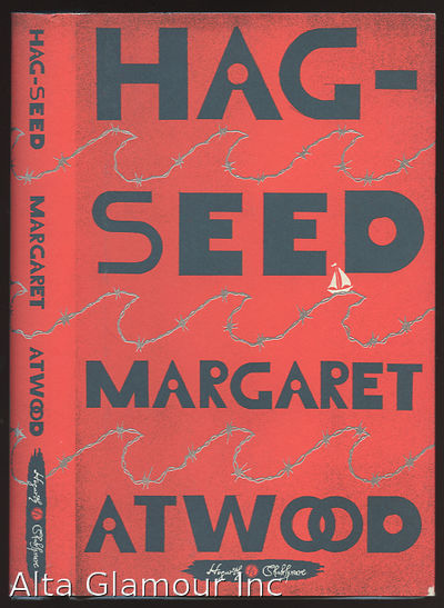 Margaret Book The Fast Free Shipping Hag-Seed by Atwood