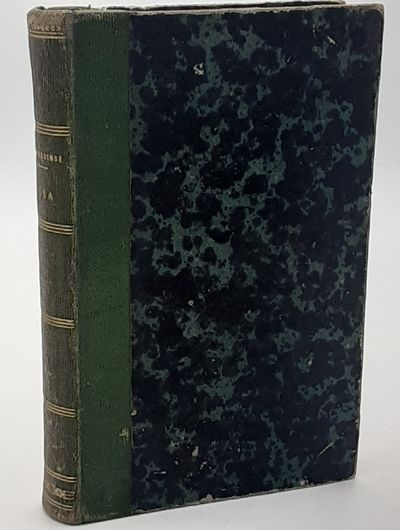 Paris.: Meyrueis., 1858. 1st Edition.. Contemporary green calf over marbled boards. . Good plus, spi...