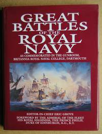 Great Battles Of The Royal Navy as Commemorated in the Gunroom, Britannia Royal Naval College, Dartmouth.