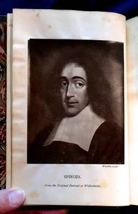 A STUDY OF SPINOZA; with a Portrait