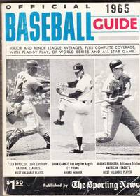 Official Baseball Guide for1965