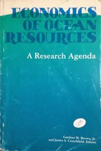 Economics of Ocean Resources: A Research Agenda