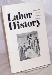image of Labor history. vol 27, no. 3, Summer, 1986