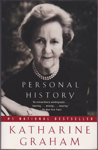 Personal History by Katharine Graham - Paperback - First Paperback Edition - 1998 - from Books of the World (SKU: RWARE0000002801)
