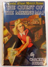 image of The Quest of the Missing Map.  Nancy Drew Mystery Stories No. 19
