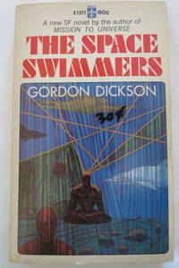 image of THE SPACE SWIMMERS  (Signed by Author)