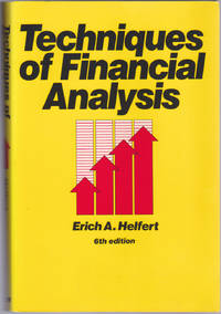 image of Techniques of Financial Analysis, 6th edition