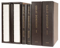 Great Domesday Book, 6 Vols, Folio, Complete set, London, 1986-1992