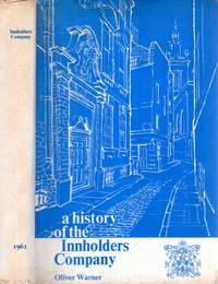 A History of the Innholders' Company