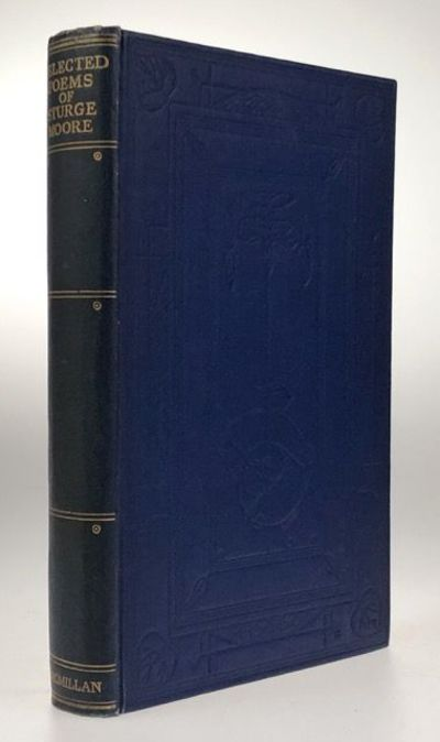 London: Macmillan, 1934. First edition. First edition. Original blue cloth with attractive cover emb...