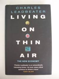 image of Living On Thin Air  -  The New Economy