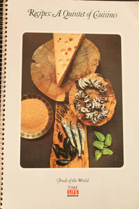 image of Recipes: A Quintet Of Cuisines: Foods Of The World Series