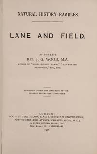 Natural History Rambles: Lane and Field
