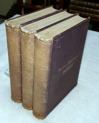 image of A History of North American Birds, Land Birds (Three Volumes)