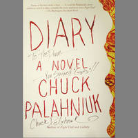 Original Publishers Advertising Poster (SIGNED) for DIARY, A NOVEL