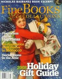 Fine Books & Collections; November/December 2008 ( Number 36)